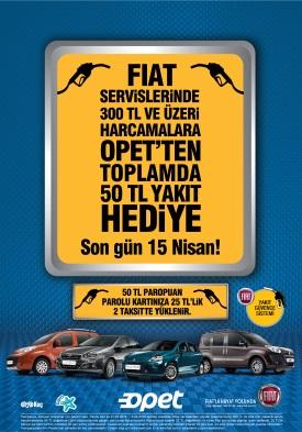 Sevimli Grup Opet Fiat Kampanyası